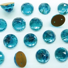Chaton Cabochon para costura Liglass art. 613 Agua 10mm