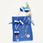 Colar de Murano Art in Glass Harmony Blue 58cm