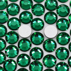 Strass Chaton Viva 12 Preciosa art. 438 11 612 NO HF Emerald 50730 SS20 4,60mm