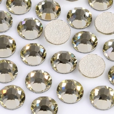 Strass Chaton Viva 12 Preciosa art. 438 11 612 NO HF Jonquil SS20 4,60mm
