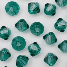 Balao LDI Cristais art. 45169  Emerald 4mm
