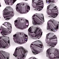 Balao LDI Cristais art. 45169 Lilac 4mm