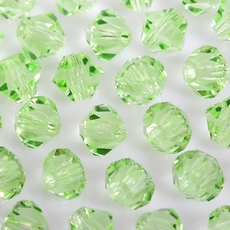 Balao LDI Cristais art. 45169 Chrysolite 6mm