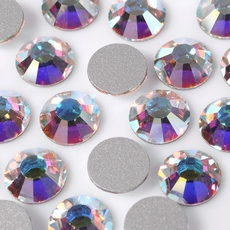 Strass Chaton Viva 12 Preciosa art. 438 11 612 NO HF Cristal Aurora Boreal New SS12 3,00mm