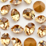 Strass LDI Collection base conica Light Colorado Topaz SS 5,5  1,80mm
