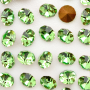 Strass LDI Collection base conica Peridot SS 8,5  2,40mm