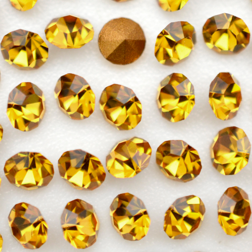 Strass LDI Collection base conica Topaz SS8,5  2,40mm