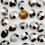 Strass LDI Collection base conica Jet Hematite SS10  2,70mm