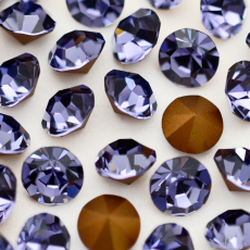 Strass LDI Collection base conica Tanzanite SS24  5,20 mm
