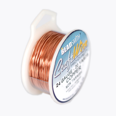 Craft Wire Fio Copper Cobre 24 Gauge  0,51mm