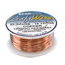 Craft Wire Fio Copper Cobre 22 Gauge  0,64mm