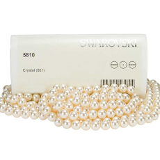 Perola Swarovski art. 5810 Cream 4mm