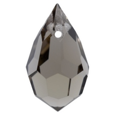 Drops Pingente Preciosa art. 451 51 681 Black Diamond 10x6mm