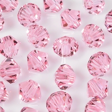 Balao Swarovski art. 5301 Light Rose 4mm